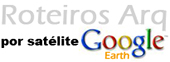 Roteiros - Google Earth